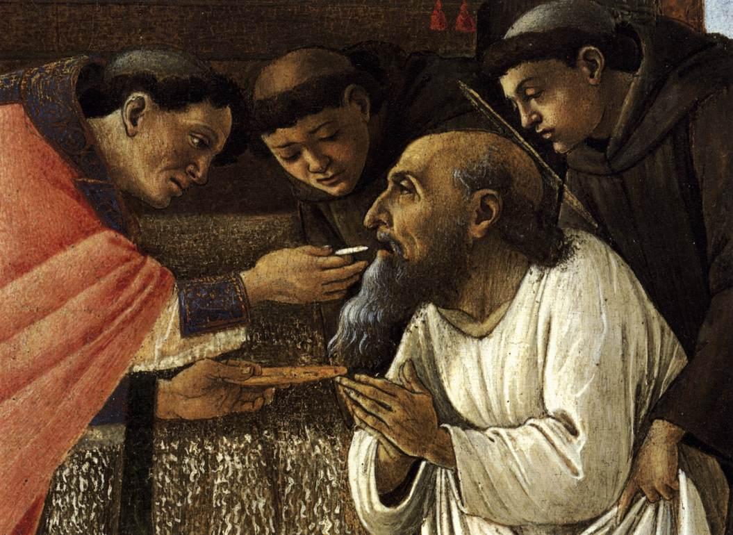 Sandro_Botticelli_-_The_Last_Communion_of_St_Jerome_(detail)_-_WGA2834