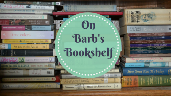 On Barb's Bookshelf: Cinder Allia